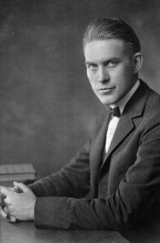 Portrait of Henrik Shipstead