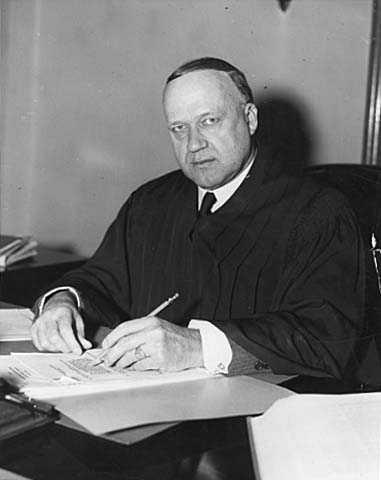 Portrait of Judge Robert C. Bell, 1934.