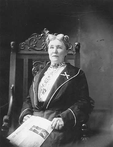 Julia. B. Nelson, ca. 1903