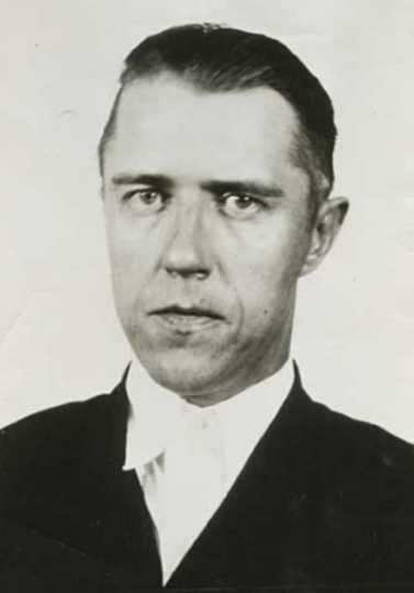 "Alvin ""Creepy"" Karpis in 1936."
