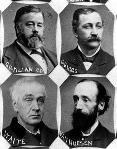Members of the Minnesota Legislature