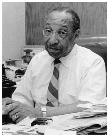Cecil Newman