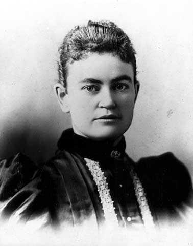 Eva McDonald Valesh, c.1886