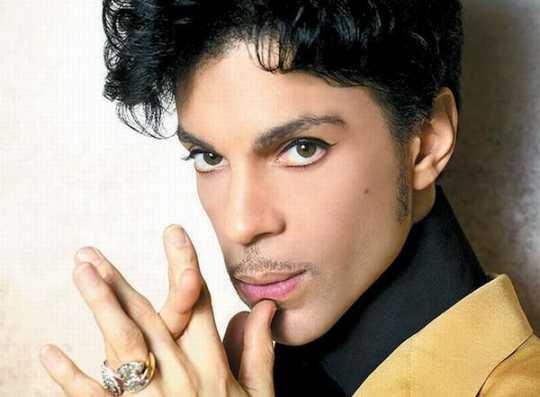Prince, ca. 1995–2000.
