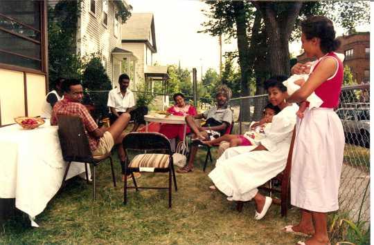 Oromos in Minnesota meet informally