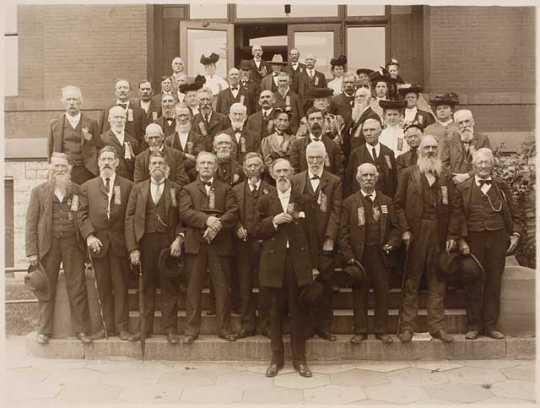 Tenth Minnesota veterans