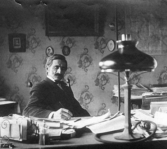 Theophilus L. Haecker in his study