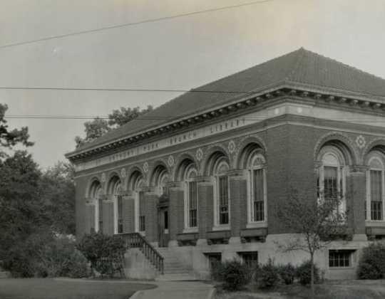 St. Anthony Park Public Library, St. Paul