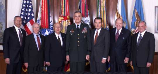 Chairmen of the Joint Chiefs of Staff