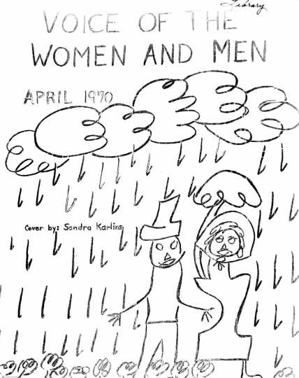 Cover of the Voice of the Women and Men