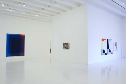 Gallery inside the Walker Art Center
