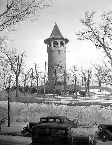 Prospect Park tower
