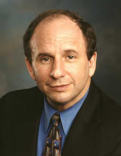 Paul Wellstone's official U.S. Senate portrait, taken c.1996.