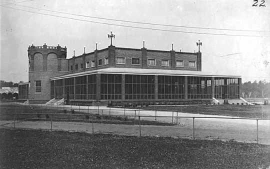 Wildwood Dance Pavilion, c.1912.